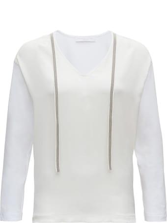 Fabiana Filippi Sweater With Detail