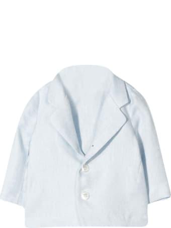 La stupenderia Kids Light Blue Blazer