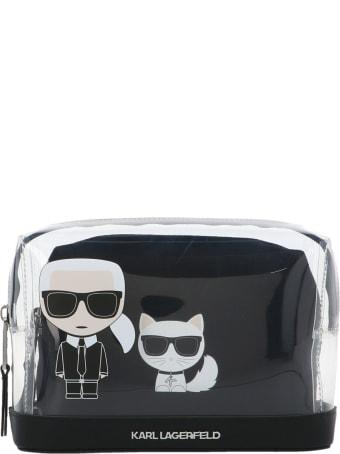 Karl Lagerfeld 'ikonik' Beauty