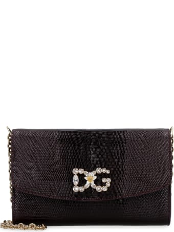 Dolce & Gabbana Leather Clutch