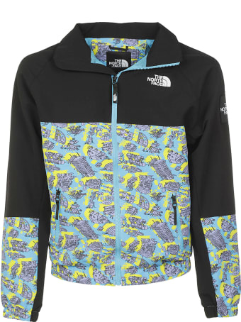 The North Face Chest Logo Printed Jacket