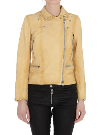 S.W.O.R.D 6.6.44 Leather Jacket