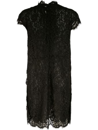 Dsquared2 Sleeveless Lace Floral Dress