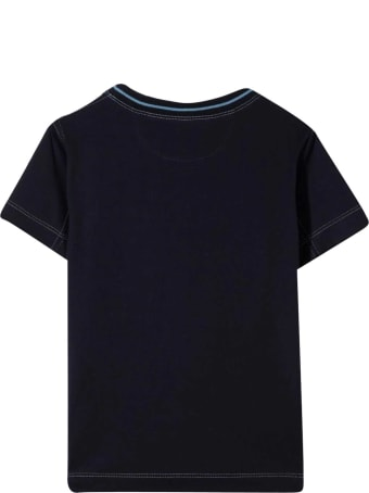 Brunello Cucinelli Blue T-shirt