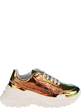 Joshua Sanders Zenith Crash Sneakers