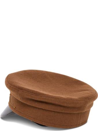 Ruslan Baginskiy Wool Baker Hat