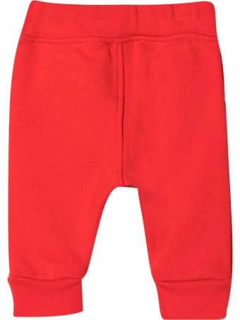 Dsquared2 Red Sports Trousers