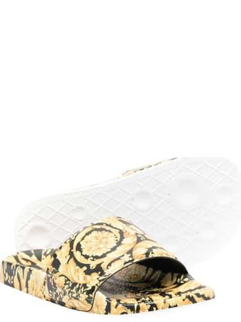 Versace Print Sandals