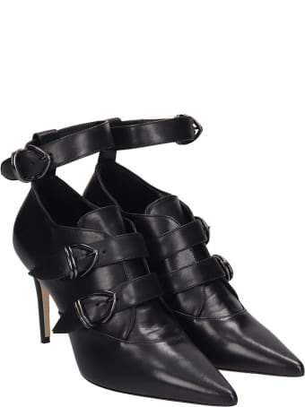 Dei Mille Pumps In Black Leather