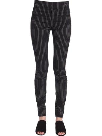 Haider Ackermann Slim Fit Pinstriped Trousers