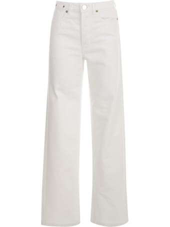 Erika Cavallini Alberic Cotton High Waisted Jeans