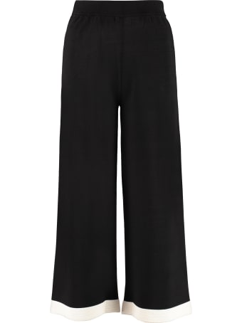 Boutique Moschino Knitted Culotte Pants
