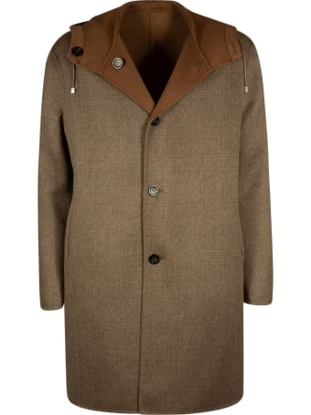 Malo Reversible Coat
