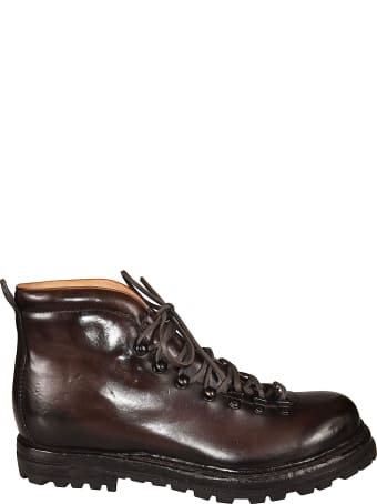 Officine Creative Kontra Lace-up Boots