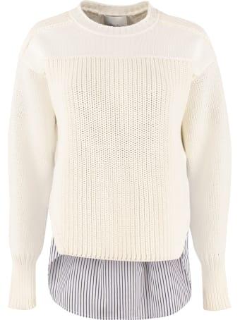 3.1 Phillip Lim Crew-neck Sweater