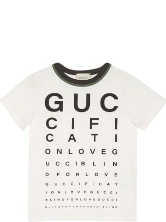 Gucci White T-shirt