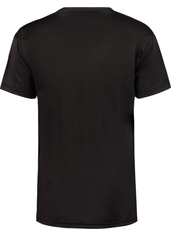 Giada Benincasa Embroidered Silk T-shirt