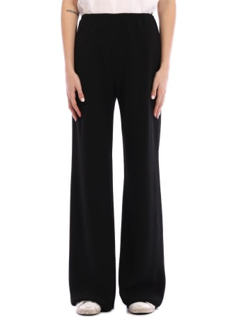 The Row Gala Pant In Stretch Cady