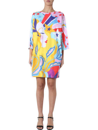 Boutique Moschino Oversize Fit Dress