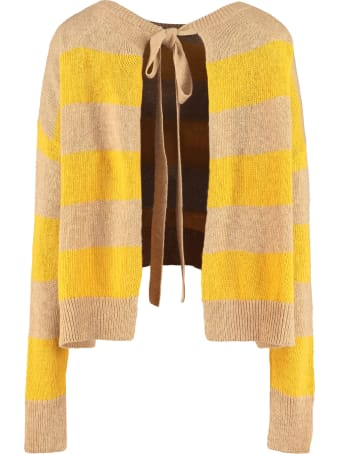 Marni Crew-neck Wool Sweater
