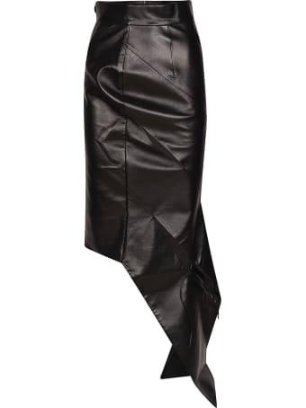 MATÉRIEL Asymmetric Skirt