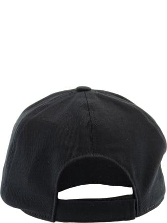 Hogan Baseball Cap Black Hat