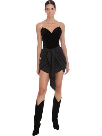 Magda Butrym Skirt In Black Viscose