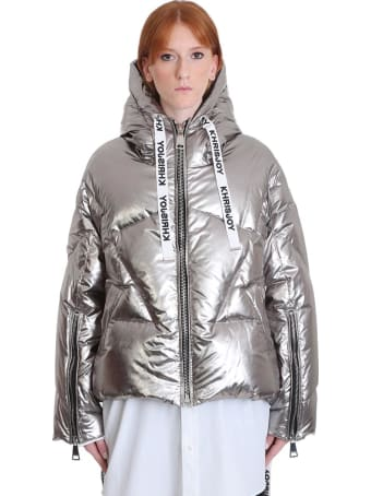 Khrisjoy Clothing In Silver Polyester