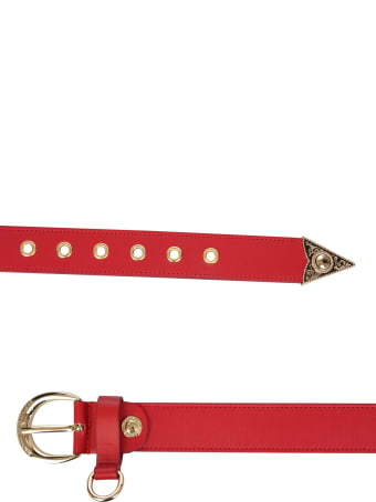 Versace Jeans Couture Belt With Buckle