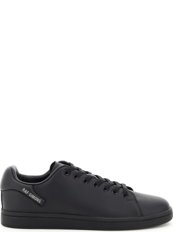 Raf Simons Orion Faux Leather Sneakers Sneakers
