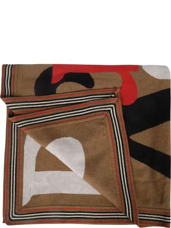 Burberry Patterned Blanket