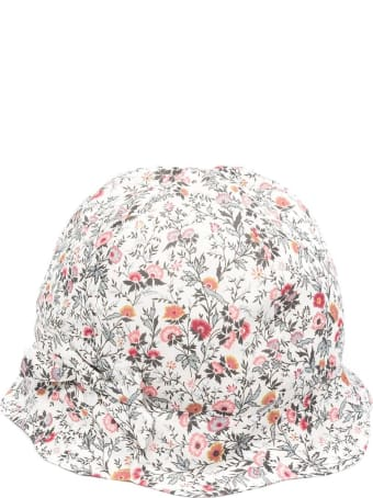 Tartine et Chocolat Floral Cotton Hat