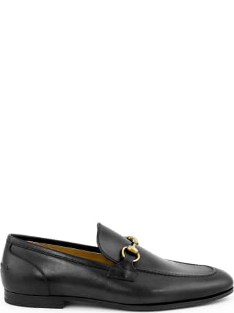 Gucci Gucci Jordaan Black Loafer