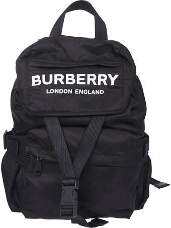Burberry Logo Small Backpack