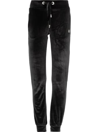 Philipp Plein Jogging Pants Monogram Teddy Bear