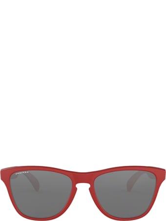 Oakley Oakley Oj9006 Matte Red Sunglasses