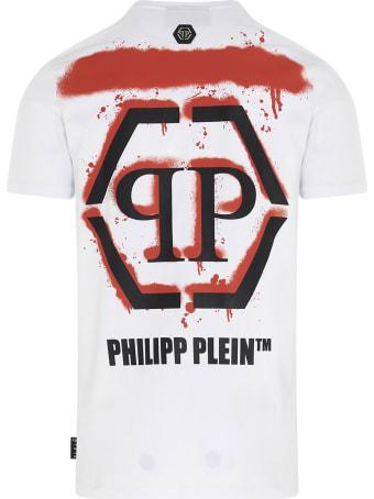 Philipp Plein 'stars & Skull' T-shirt