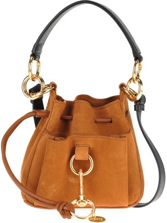 See by Chloé See By Chloe' Small Tony Bucket Bag