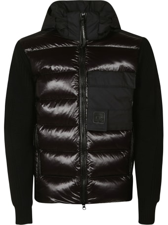 C.P. Company Left Chest Pocket Detail Padded Jacket