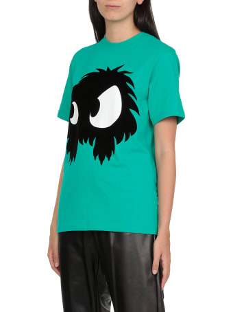 McQ Alexander McQueen Psycho Billy T-shirt