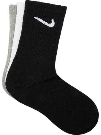 Nike Multipack Logo Socks