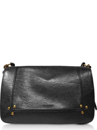 Jerome Dreyfuss Bobi Leather Shoulder Bag