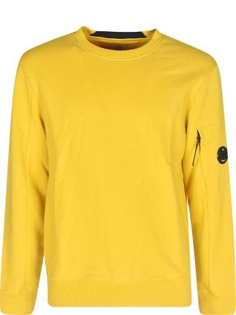 C.P. Company Diagonal Raised Fleece Sweatshirt