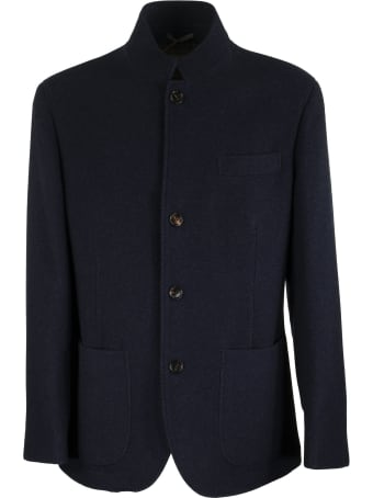 Brunello Cucinelli Hand-finished Lightweight Cashmere Jacket-style Outerwear