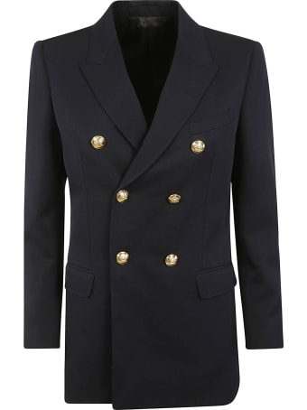 Celine Double-breasted Classic Jacket