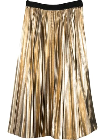 Givenchy Gold Skirt