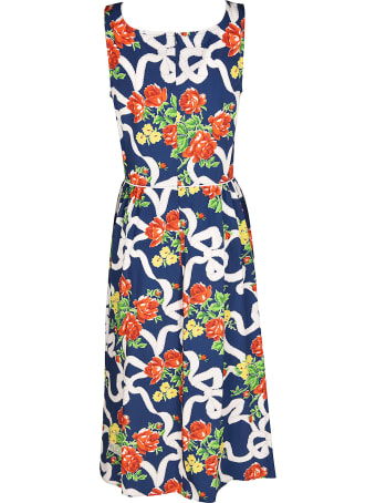 Batsheva Floral Dress