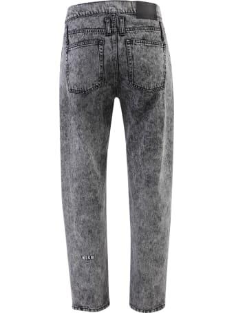 MSGM Branded Jeans