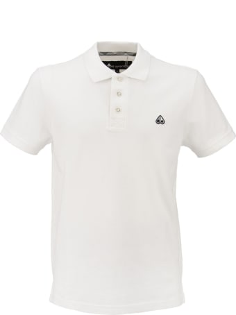 Moose Knuckles Short-sleeved Polo Shirt