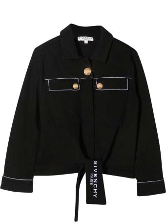Givenchy Black Shirt